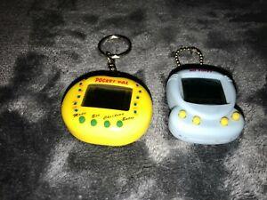My Puppy + Pocket Pal Virtual Pet Pocket Pet Tamagotchi From the 90's