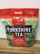 Yorkshire Tea Sacs X 480'S 1.5 kg bon Thé, Bull Sac