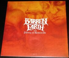 Barren Earth: The Devil's Resolve LP Vinyl Record 2012 Peaceville Germany NEW