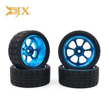 4pcs Alloy Wheel Rim&Tires for RC Car 1/18 WL Toys A949 K929 A959 A969 A979 K929