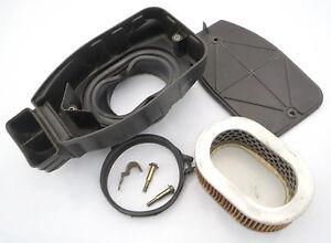 Honda VF 700 Magna Airbox Air Filter Chest Air Filters Air Box RC21