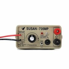 Susan-735MP Ultrasonic Inverter, Electrofisher, Electric Pulse Fishing Machine