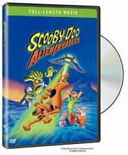 Scooby Doo and the Alien Invaders [New DVD] Ac-3/Dolby Digital, Amaray Case, D