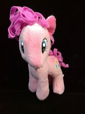 "MLP My Little Pony Plush  Pinky Pie 6"" Soft Toy Hasbro 2012 Stuffed"