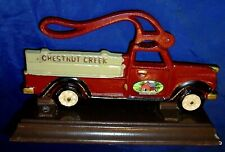 Chestnut Creek Nutcracker