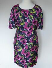 Boden Viscose 3/4 Sleeve Floral Dresses for Women