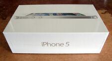 Apple iPhone 5 - 64GB - White - Factory Unlocked - GSM - Warranty - 4G LTE