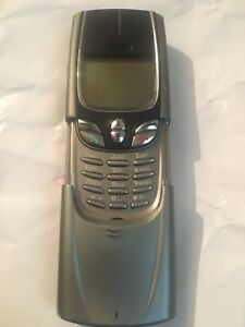 n5 NOKIA 8850 Used Unlocked Rare Vintage Mobile Phone