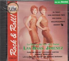 Las Hermanas Jimenez La Epoca de Oro del Twist CD New Nuevo Sealed