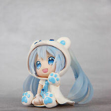 "funny Snow Miku Polar bear costume ver. 3"" Animation Nendoroid Hatsune Miku Gift"