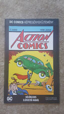 ACTION COMICS #1 COMIC - 1st appearance of Superman - Hungary Edition Reprint