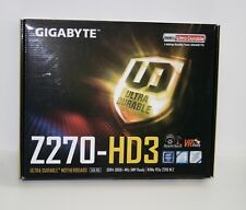GIGABYTE GA-Z270-HD3 LGA1151 Intel 2-Way Crossfire ATX DDR4 Motherboard New!!!