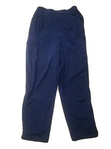 Tourney GoreTex Pants Women's Medium Golf Wind Rain Elastic Waist Waterproof