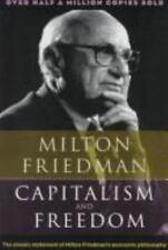 Capitalism and Freedom [Phoenix Books] , Friedman, Milton