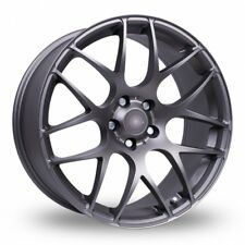 "17"" GM FOX MS007 ALLOY WHEELS FITS HOLDEN HONDA LEXUS OPEL VAUXHALL 5X120 ONLY"