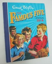 Enid Blyton The Famous Five ANNUAL book 2016
