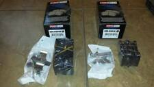 Stoptech Package: Brake Lines, Brake Pads and Fluid. Fits Nissan 370z/G37.