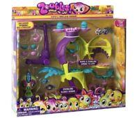 Zoobles Mama And Zoobling Nursery Set Trinka 306 Tito & Toria NEW