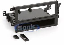 SCOSCHE Single DIN Kit for 2002-08 Pontiac Vibe & 2002-04 Toyota Matrix PT2049B