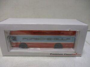Premium Classixxs Porsche Gulf M6 Renntransporter