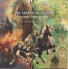 The Legend of Zelda: Twilight Princess HD-Sélection sonore CD (Nintendo)