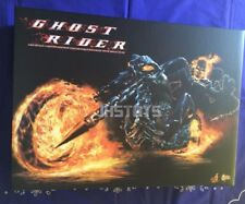 Hot Toys 1/6 Hell Cycle Ghost Rider with Hellcycle MMS133