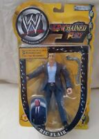 2002 Jakks Pacific WWE Unchained Fury Ric Flair wrestling Action Figure