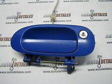 Mitsubishi Space Star exterior door handle front right used 2000