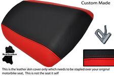 RED&BLACK CUSTOM 98-03 FITS KAWASAKI NINJA ZX6R 636 A1P REAR SEAT COVER