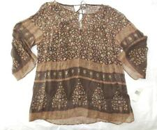 New Women's City DKNY Blouse Size 8 (Multi-Colored) NWT - $88