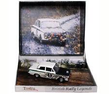 TROFEU BRL07 FORD CORTINA MK1 LOTUS RAC RALLY 1966-JIM CLARK échelle 1/43