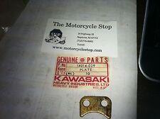 Kawasaki 14014-029 PLATE,MISSION BERNG 1974 KS125 1974 KX125 1976 KE125