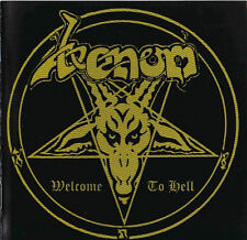 Venom ‎– Welcome To Hell Cd Castle Music ‎– CMRCD471 2002 Uk  NM/EX