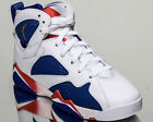 Air Jordan 7 Retro BG Olympic Tinker Alternate youth lifestyle shoes NEW white