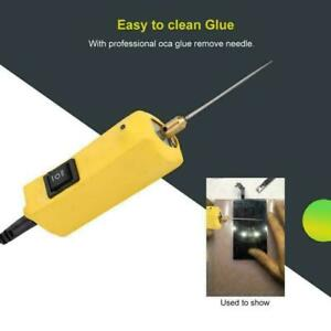 LCD Touch Screen LOCA OCA Electric Glue Remover Machine Tool For Mobile Phones