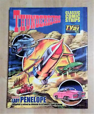 THUNDERBIRDS CLASSIC COMIC STRIPS FROM TV21 Bleathman & Denham Gerry Anderson