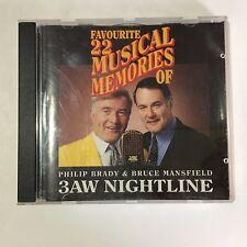 22 Musical Memories  Philip Brady & Bruce Mansfield CD _EMI_Good+++. (3117)