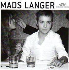 CD Album Mads Langer , You're not alone, 2010, NEU