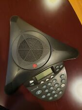 Polycom Soundstation 2 Avaya Model 2490 Works With Regular Phone Lines