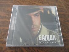 cd album EAMON love & pain