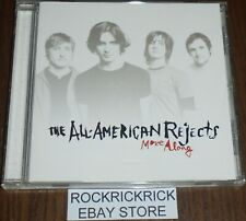 THE ALL-AMERICAN REJECTS - MOVE ALONG -13 TRACK CD- (INTERSCOPE / 9883122)