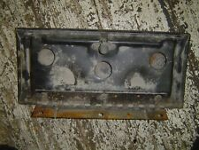 1967-1968 Ford Mustang glove box includes hinge and latch