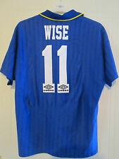 Chelsea 1996-1997 Wise 11 Home Football Shirt Size Adult Large L /39559