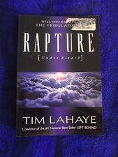 RAPTURE [under Attack] Will You Escape the Tribulation? (1998 PB) Tim LaHaye