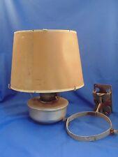 Vintage Aladdin Railroad Caboose Lamp/Lantern - Model C with Bracket & Shade