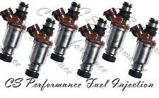 OEM Denso Carburante Iniettori Set (6) 23250-46030 a 1992-1995 Lexus Toyota 3.0L