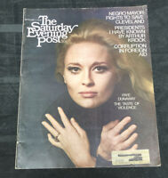 September 7 1968 The Saturday Evening POST Magazine FAYE DUNAWAY
