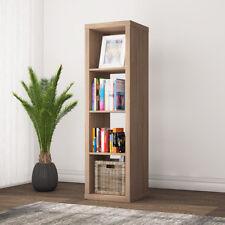 4 Tier Bookshelf Rack Storage Shelving Display Cabinet Bookcase Unit Furniture
