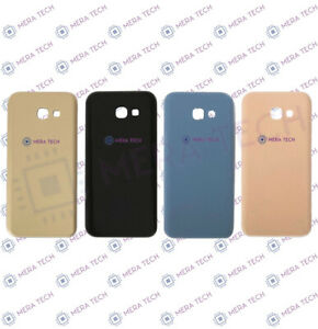 Rear Glass Battery Cover For Samsung Galaxy A5 2017 A520 Pre Adhesive Installed