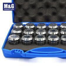 High Precision ER32-K18 ER32 Milling Collet Set,3-20MM by 1MM Tolarence 0.008MM